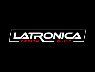 Latronica Design/Build logo design
