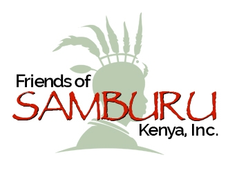 Friends of Samburu, Kenya Inc. logo design