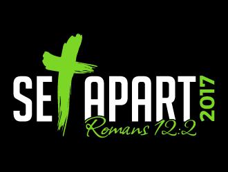 Set Apart 2017 logo design