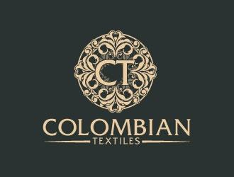 Colombian Textiles logo design