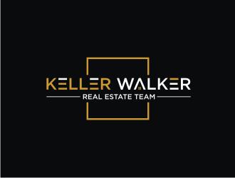 Keller Walker Real Estate Team logo design