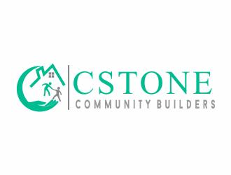 CStone Community Builders logo design