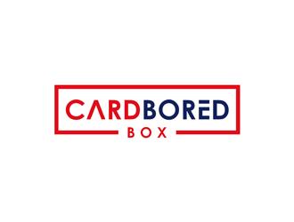 CardBoredBox logo design