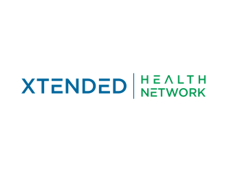 Xtended Health Network logo design
