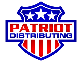 PATRIOT DISTRIBUTING logo design