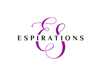 Espirations logo design