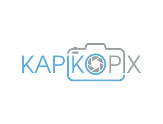 KapikoPix  logo design