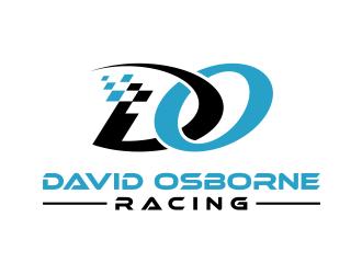 David Osborne Racing logo design