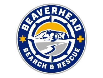 Beaverhead Search & Rescue logo design
