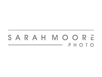 Sarah Moore Photo logo design