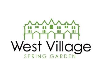 West Village logo design
