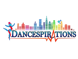 Dancespirations logo design