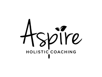 Aspire Holistic Coaching logo design