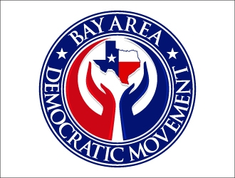 Bay Area Democratic Movement logo design
