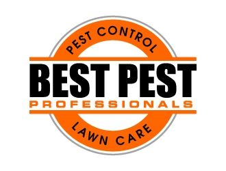 Best Pest Professionals logo design