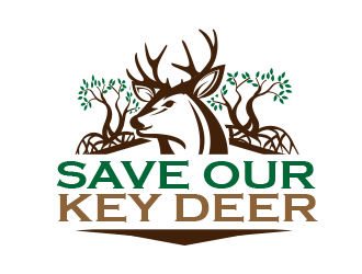 Save Our Key Deer logo design