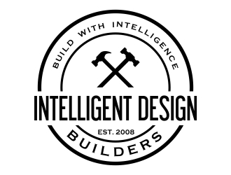 Intelligent Design Builders logo design