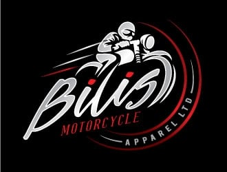 Bilis Motorcycle Apparel Ltd logo design