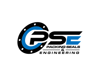 PSE (Packing Seals & Engineering) logo design