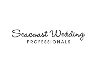 Seacoast Wedding Professionals logo design