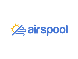 AirSpool logo design