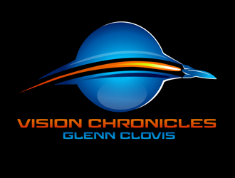 Vision Chronicles / Glenn Clovis logo design