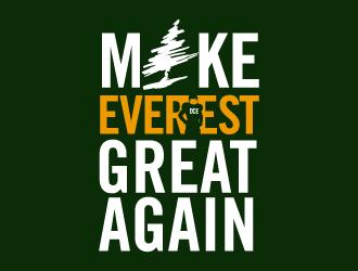 DC Everest Football logo design
