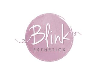 Blink Esthetics  logo design