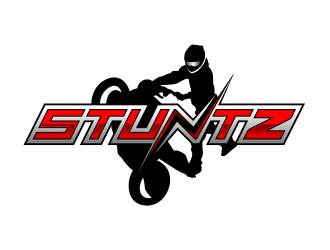 Stuntz logo design