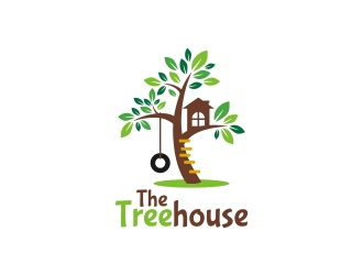 The Treehouse logo design