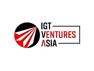 IGT Ventures Asia logo design