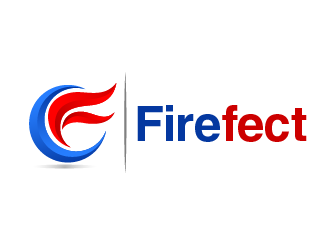 Firefect logo design