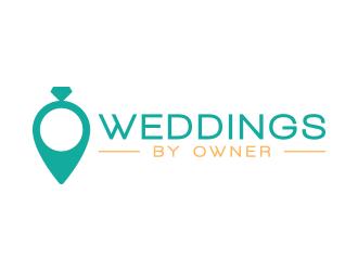 Weddings by Owner logo design