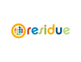 o residue logo design