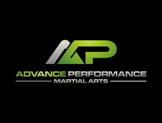 Advance Performance Martial Arts logo design