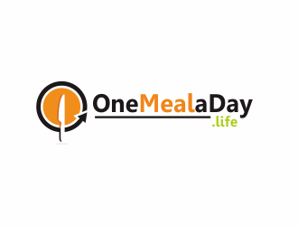 onemealaday.life logo design