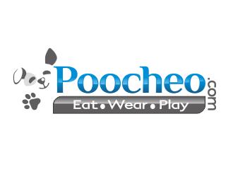 Poocheo logo design