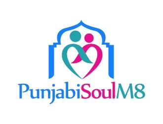 PunjabiSoulM8 logo design