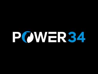 POWER 34 Strengths Development logo design