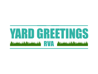Yard Greetings RVA logo design
