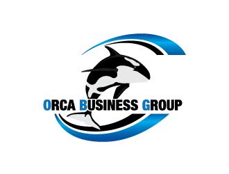 Orca Business Group logo design