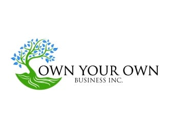 Own Your Own Business Inc. logo design