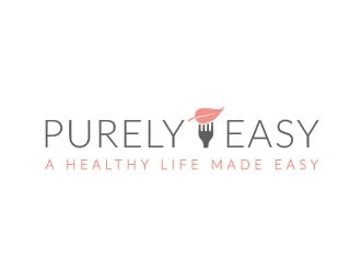 Purely Easy logo design