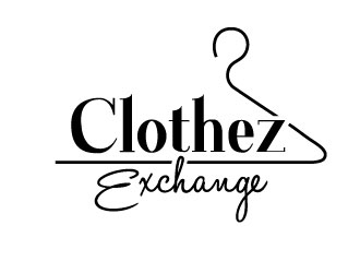 Clothez  Exchange logo design