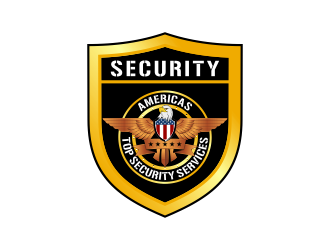 AMERICAS TOP SECURITY SERVICES INC. logo design