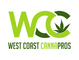 West Coast CannaPros logo design