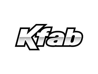 Kfab logo design