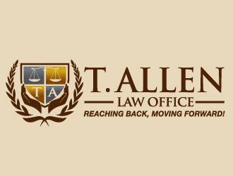 Law office logo design