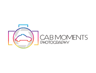 CAB Moments Photography logo design winner