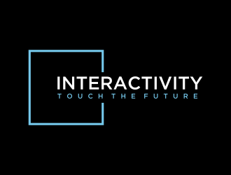 Interactivity Pty Ltd logo design